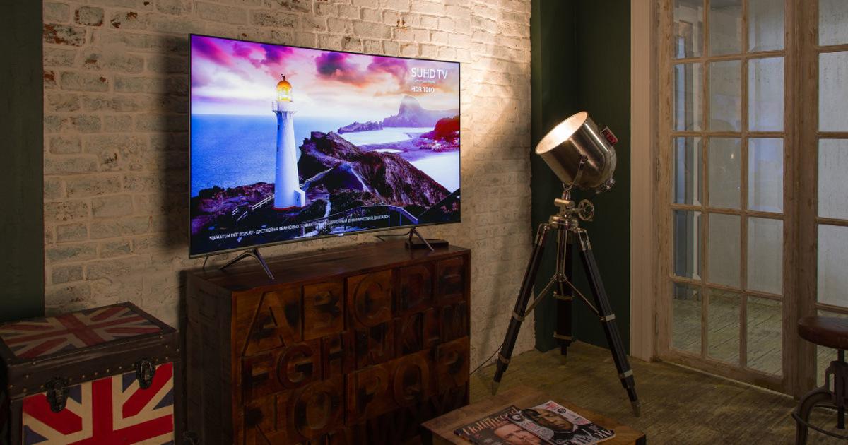 Самые популярные 4К-телевизоры