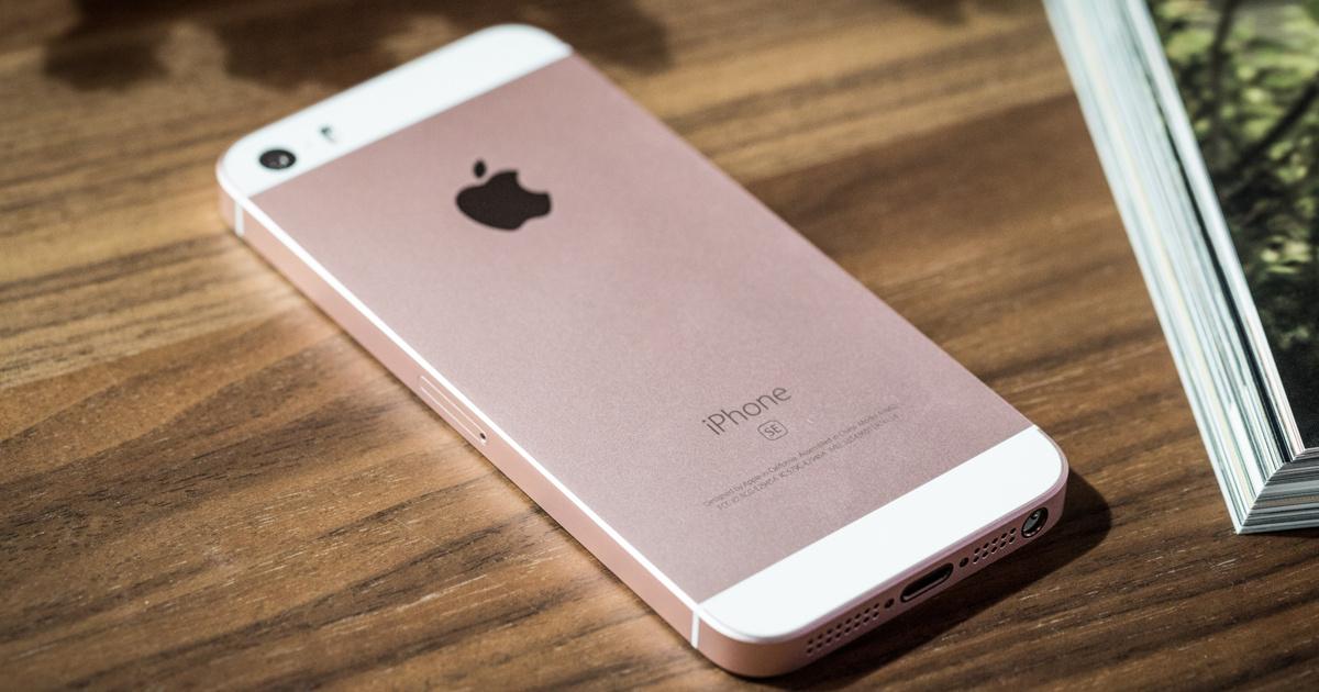 Слухи: новый iPhoneSE появится совсем скоро, iPhone 8 — задерживается