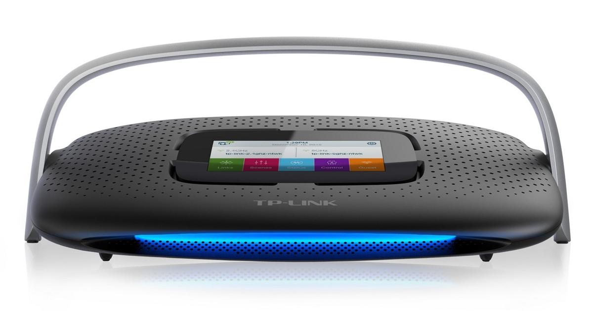 Инновационные Wi-Fi решения от TP-LINK на выставке CES 2016