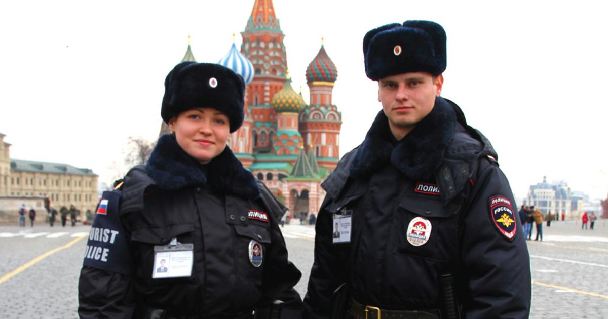 Российскую полицию «пересадят» на сегвеи