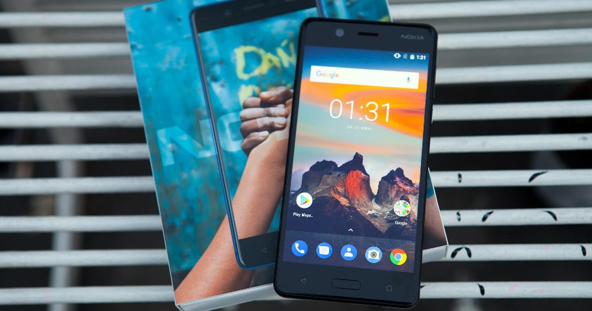 Обзор Nokia 5: удачный баланс привлекательности ицены