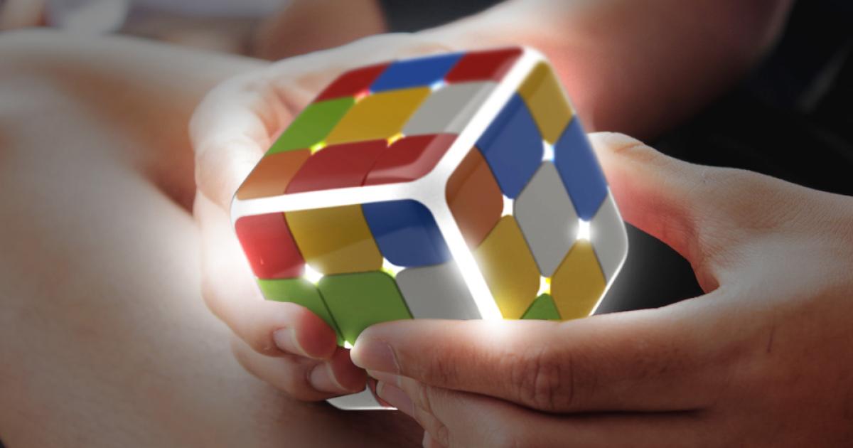Зачем в кубик Рубика добавили подключение к интернету - Hi