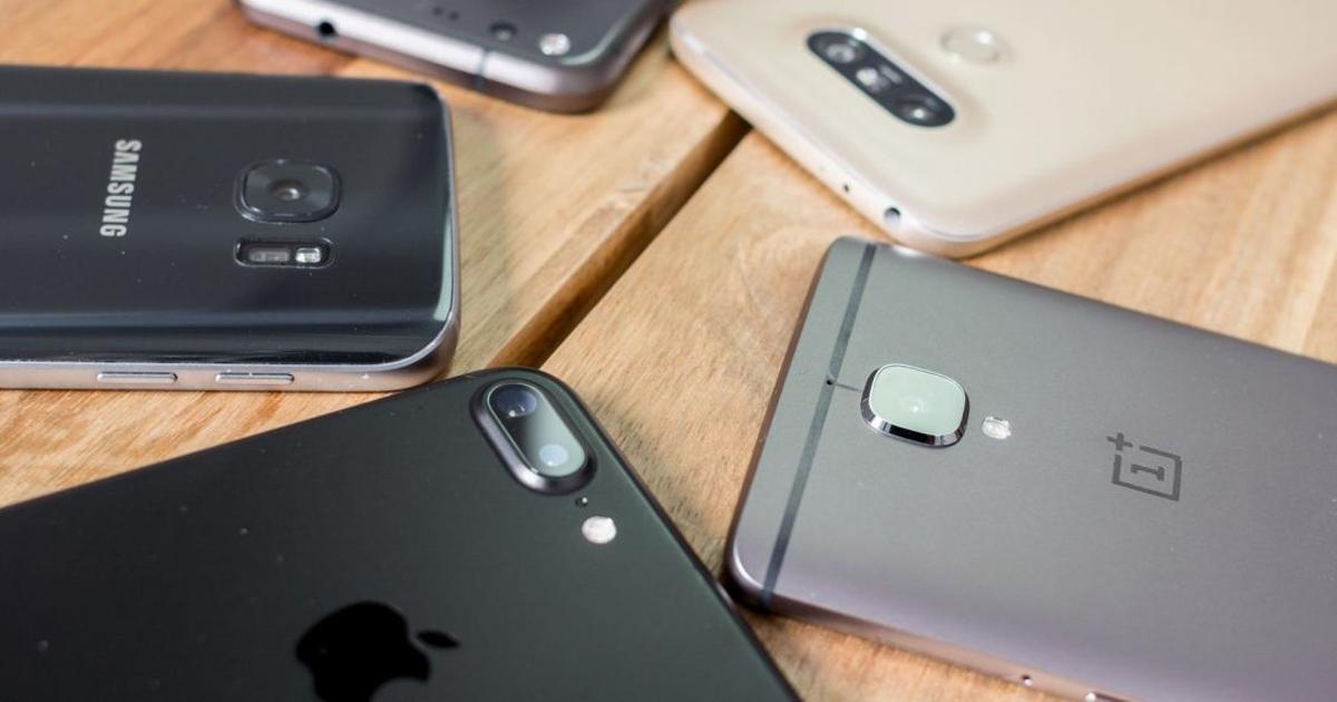 ВРоссии поставили рекорд попродажам смартфонов