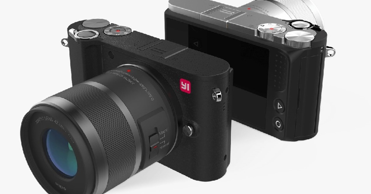Xiaomi представила бюджетную беззеркальную камеру
