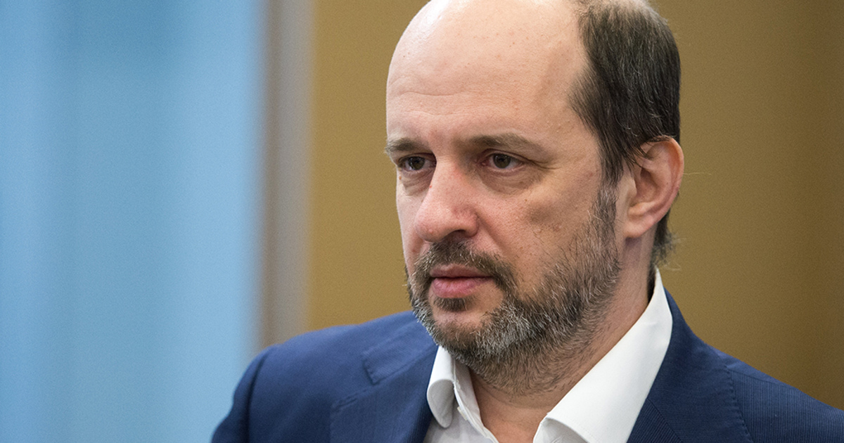 Герман Клименко покинул пост главы Института развития интернета