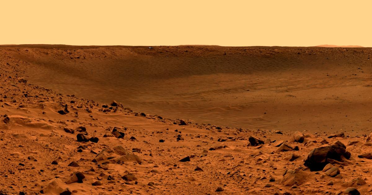 NASA раскрыло подробности онайденном наМарсе метане