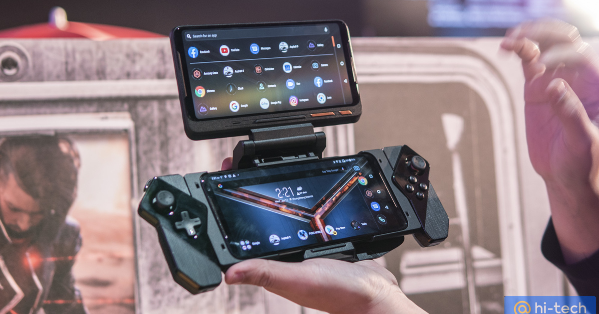 Названы лучшие игровые смартфоны