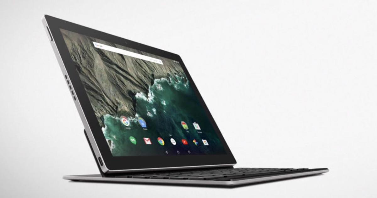 Pixel C: премиальный планшет от Google