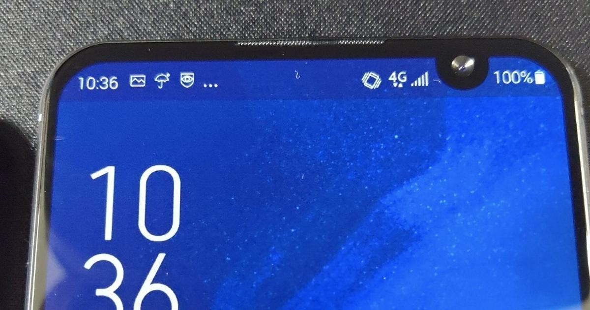 Asus ZenFone 6: появилось видео смартфона снеобычным вырезом