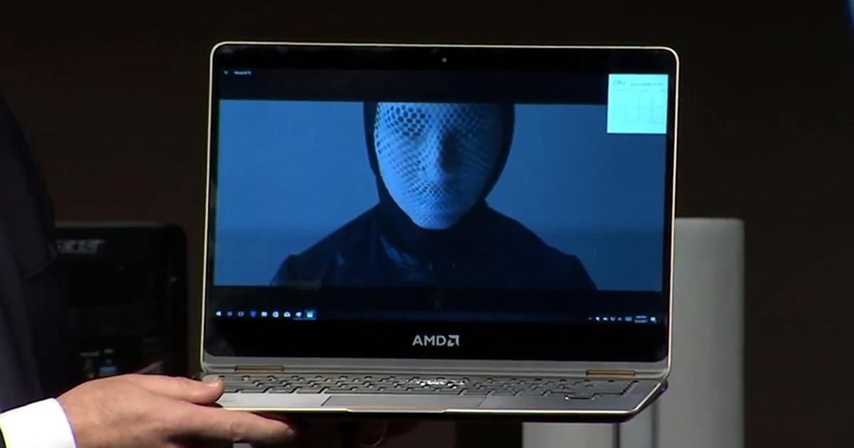 Computex 2017: представлены первые ноутбуки напроцессорах AMD Ryzen