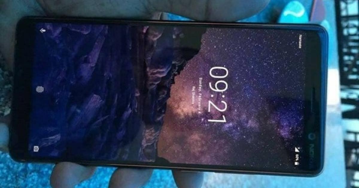 Nokia 7+: появилась первая «живая» фотография смартфона