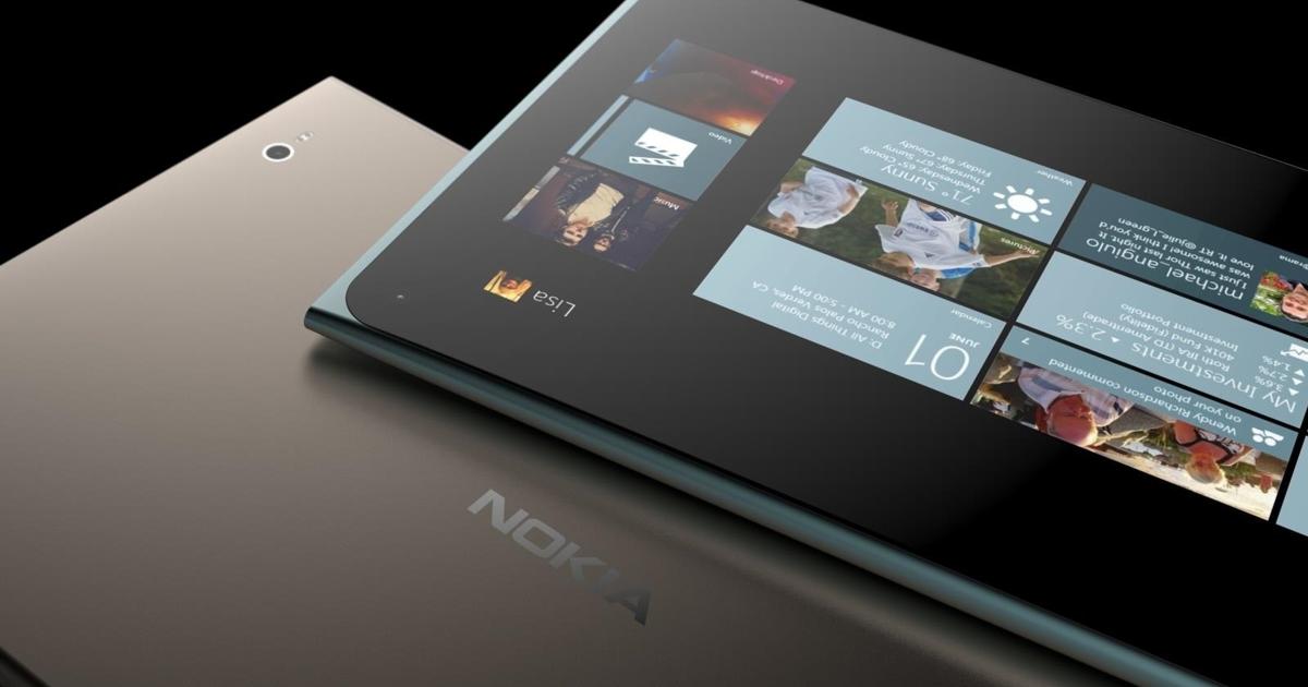 Слухи: Nokia представит 18-дюймовый планшет наAndroid