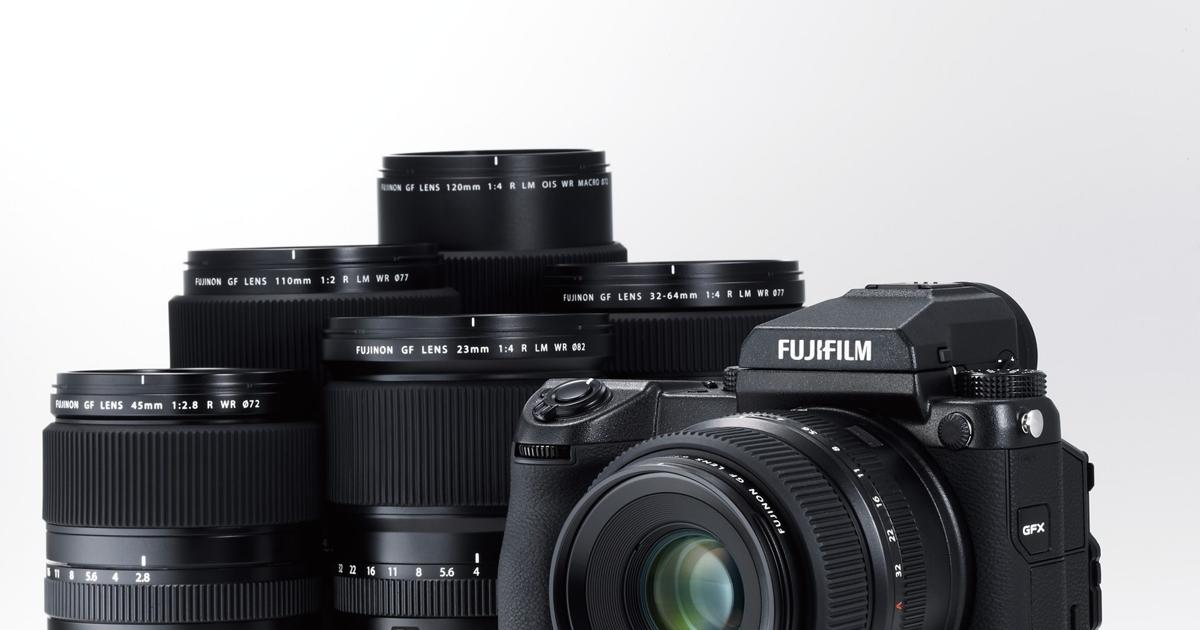 Fujifilm представила камеру заполмиллиона рублей