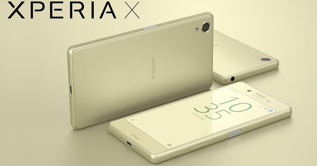 Sony откажется отвыпуска знаменитой линейки Xperia X