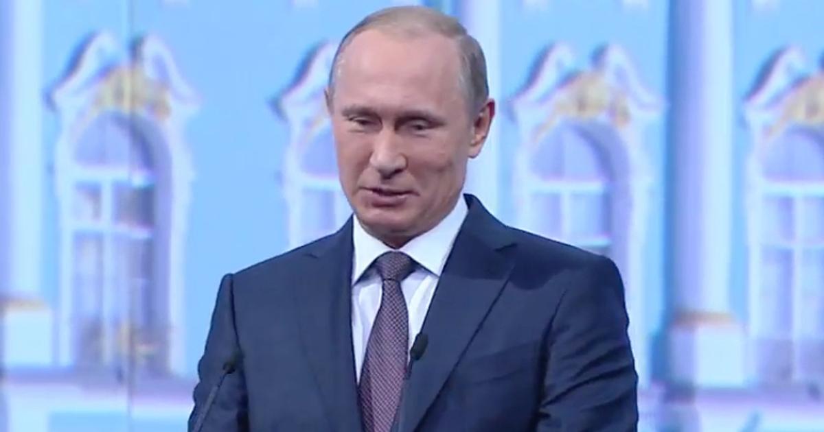 Зарубежные компании просят Владимира Путина не спешить с санкциями