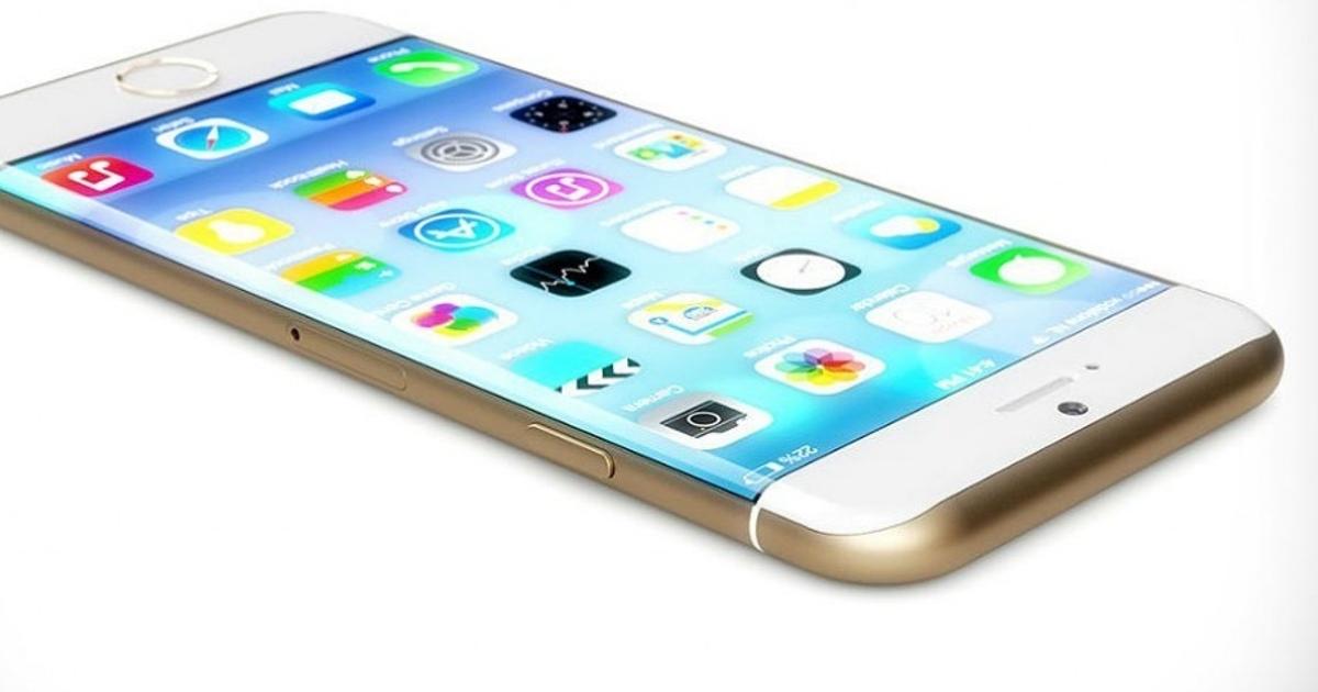 Слухи: iPhone 7 получит изогнутый по краям экран