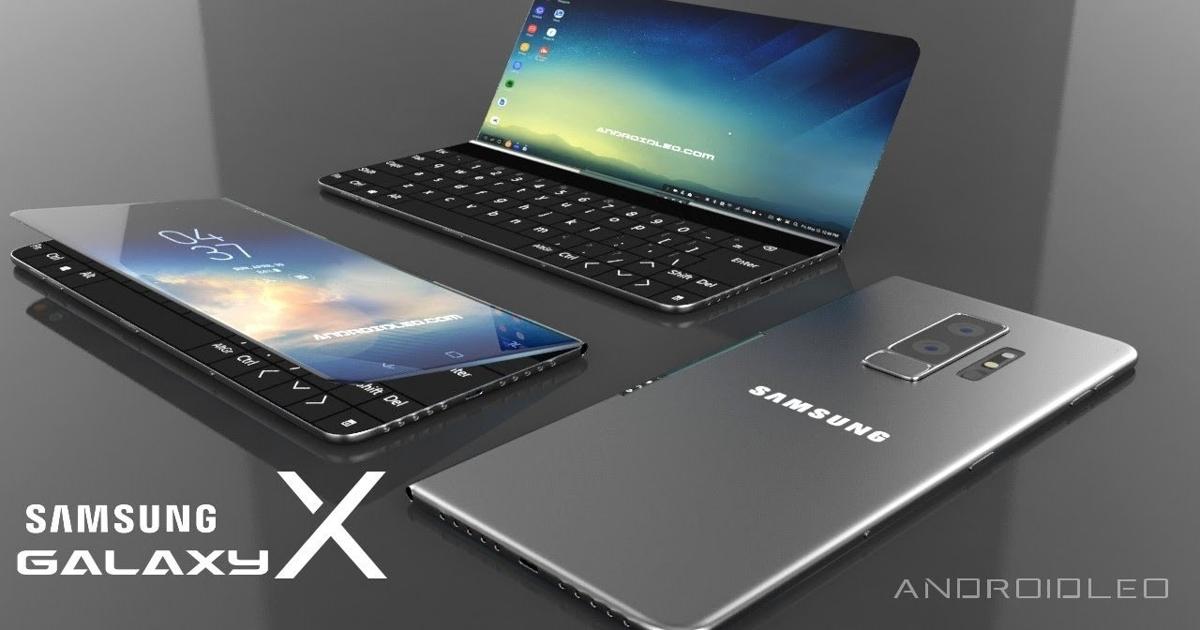 Samsung Galaxy X показали вконцептуальном видео