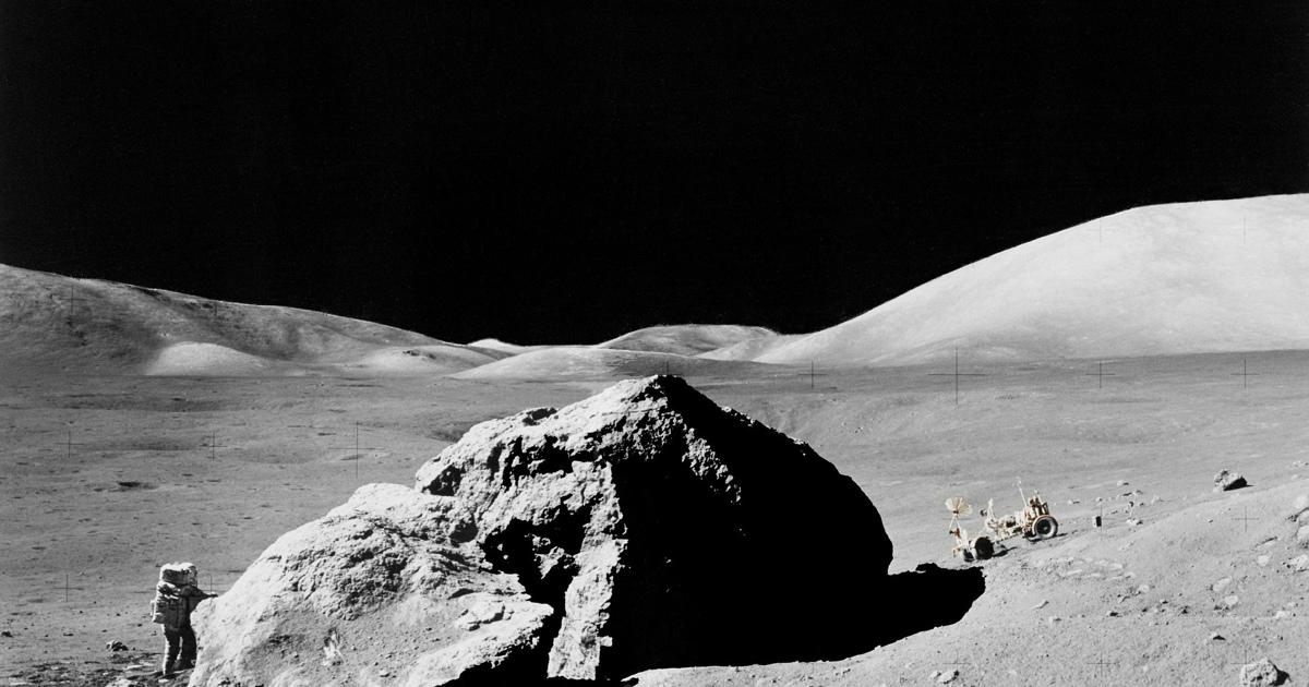 NASA впервые за40 лет начнет массовое изучение лунных образцов