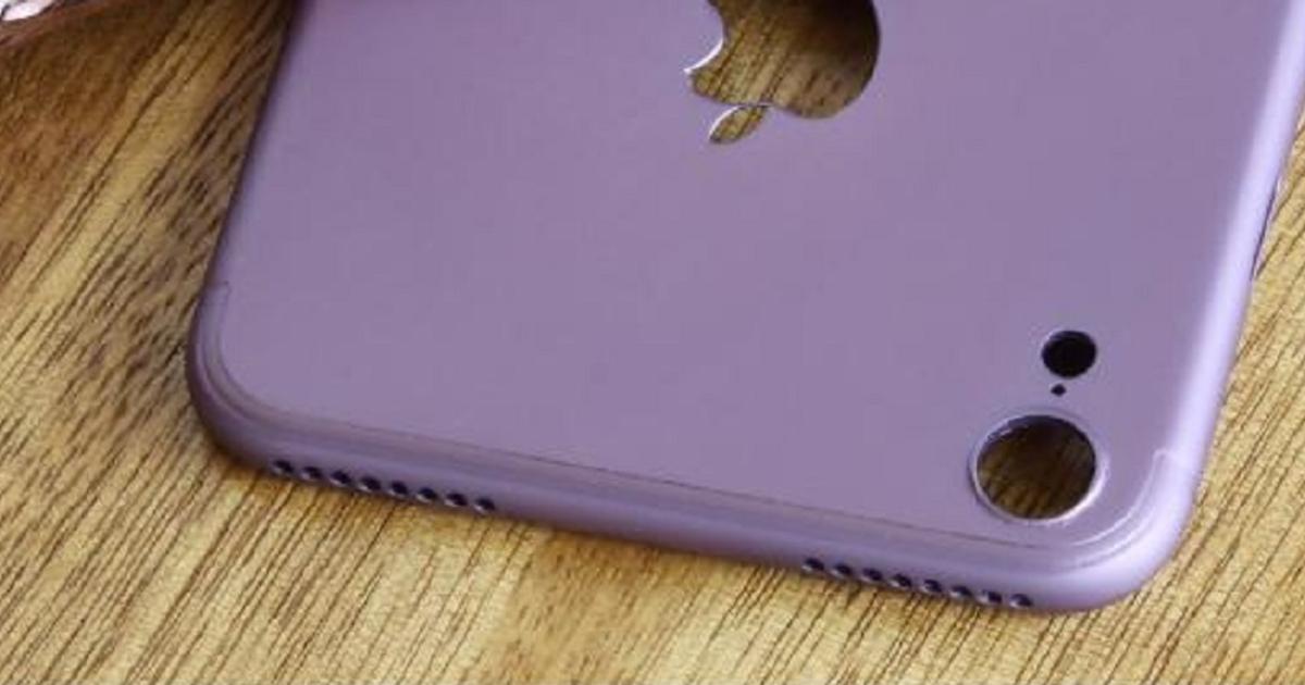 Новые фото iPhone 7: прощай, разъем для наушников 3.5 мм
