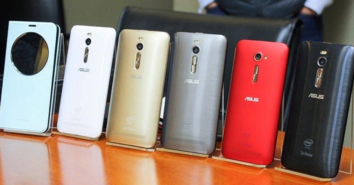 Утечка: 5-дюймовый Zenfone получит LTE и увеличенный аккумулятор