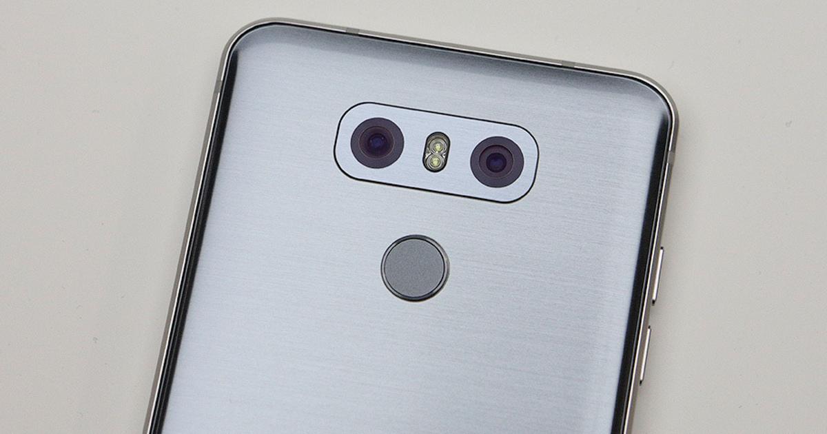 LG G6: начтоспособны камеры водонепроницаемого флагмана?