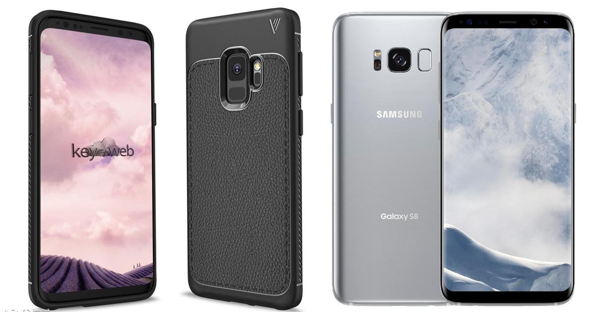 Фото компонентов Galaxy S9 раскрыло важную особенность флагмана