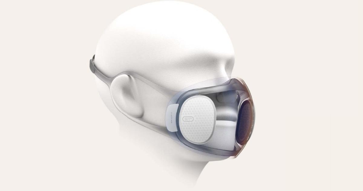 «Дочка» Xiaomi создала самоочищающуюся маску против коронавируса. Первые подробности