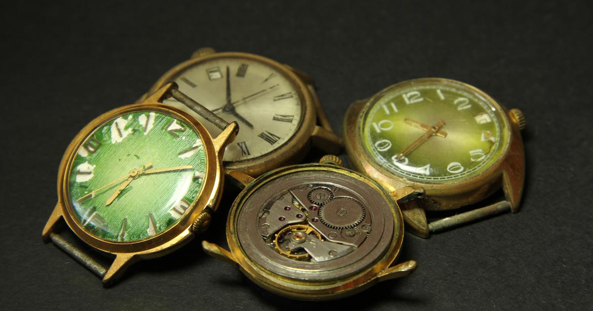 Корпусе часы в продам желтом часа фуры стоимость