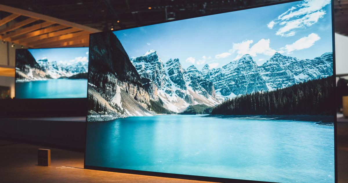 Sony BRAVIA OLED А1: ультратонкий телевизор по«пугающей» цене