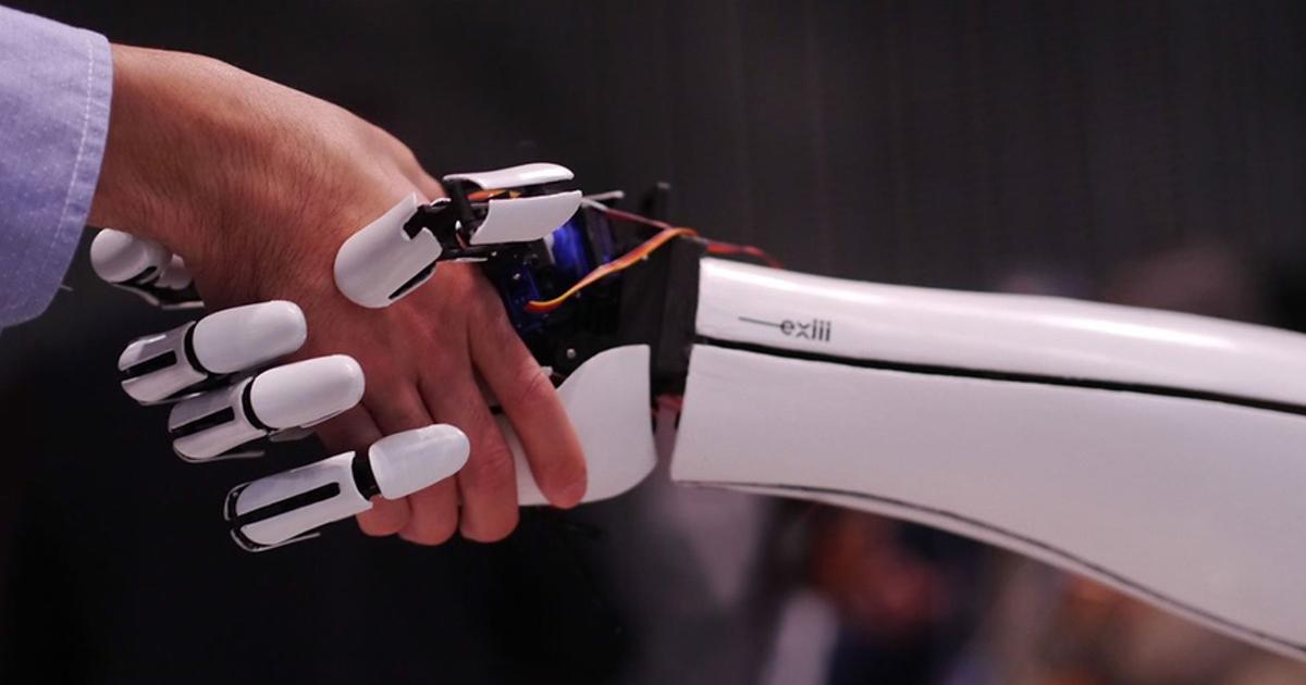 Бионическая рука за $300 с управлением со смартфона