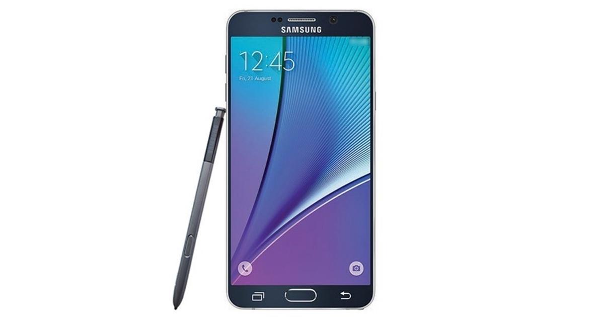 Samsung Galaxy Note 5: характеристики, цена, дата выхода