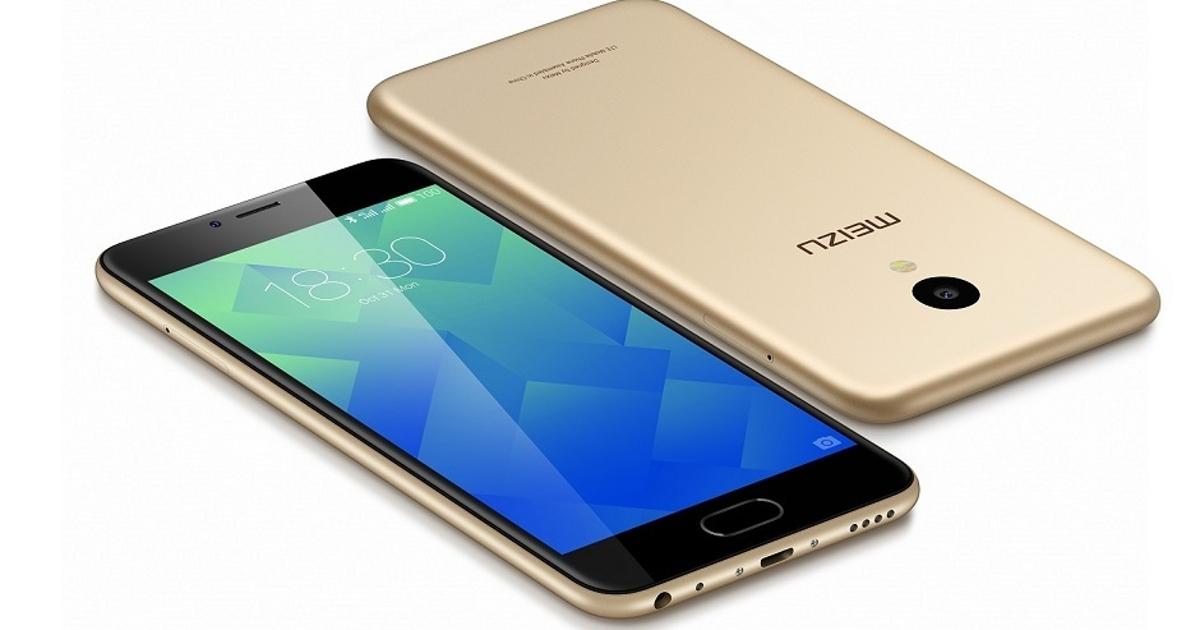 Meizu представила вРоссии свой самый доступный смартфон Meizu M5