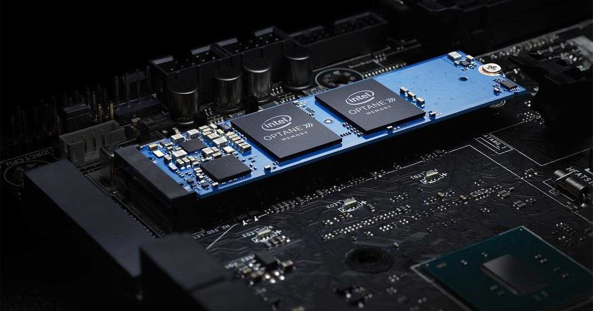 Intel Optane: новая память ускорит персональные компьютеры вдвое