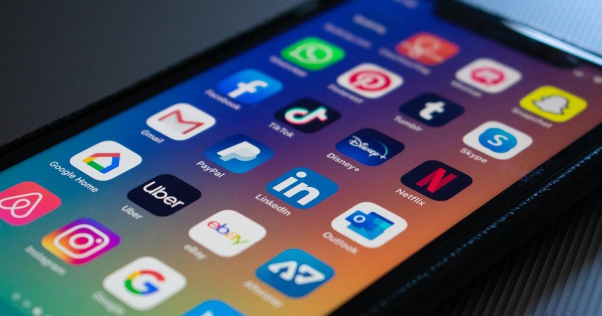 Названы самые популярные приложения июля