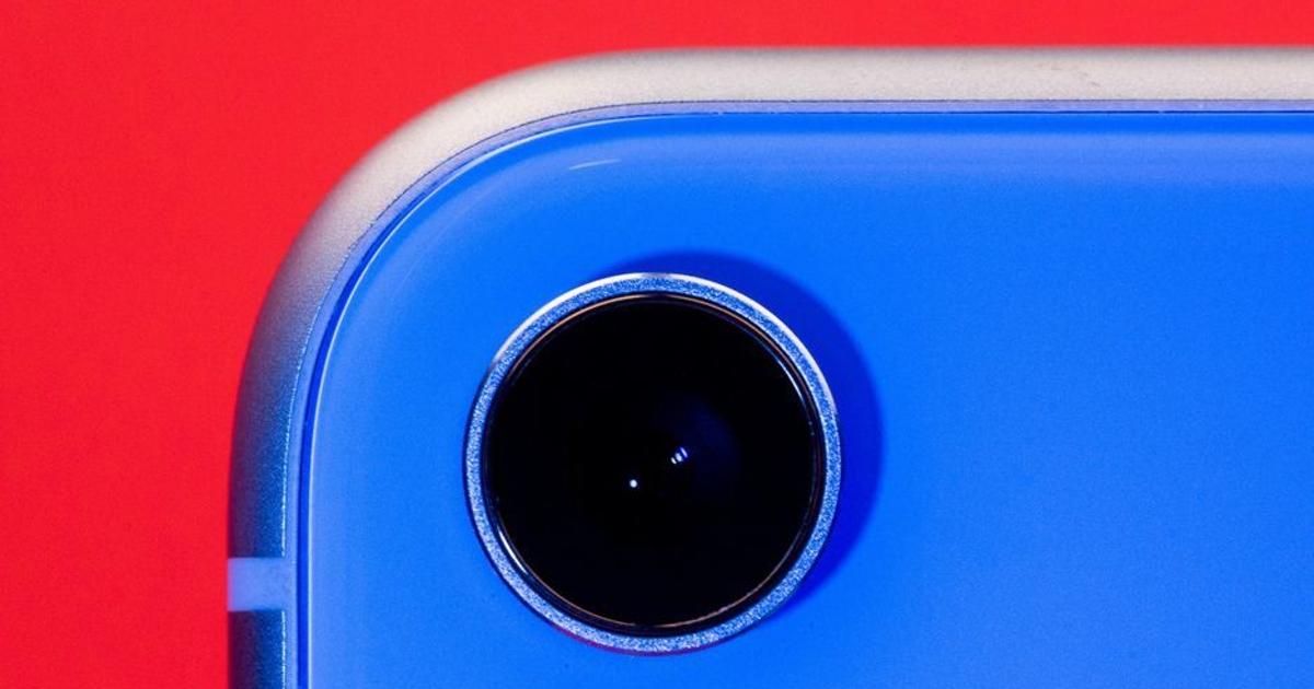 Ближе некуда: iPhoneXR попал намакро-фотосессию