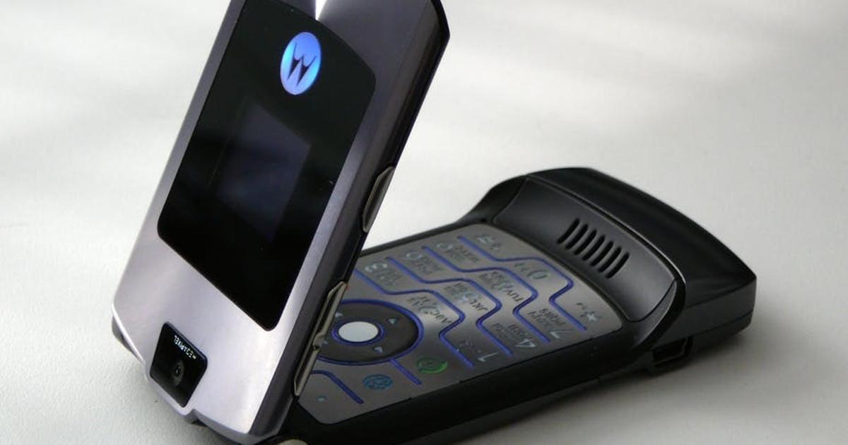 Lenovo намекнула навозрождение бренда RAZR спомощью смартфона соскладным экраном