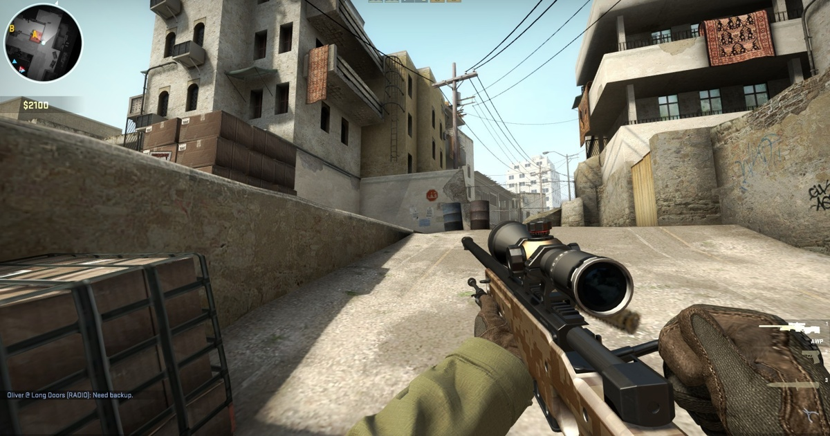 Русский хакер взломал Counter-Strike: Global Offensive