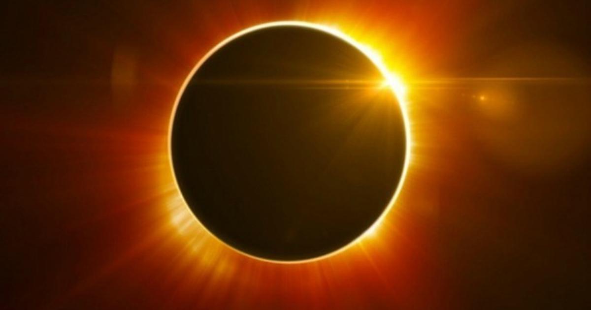 Солнечное затмение 2017: онлайн трансляция NASA