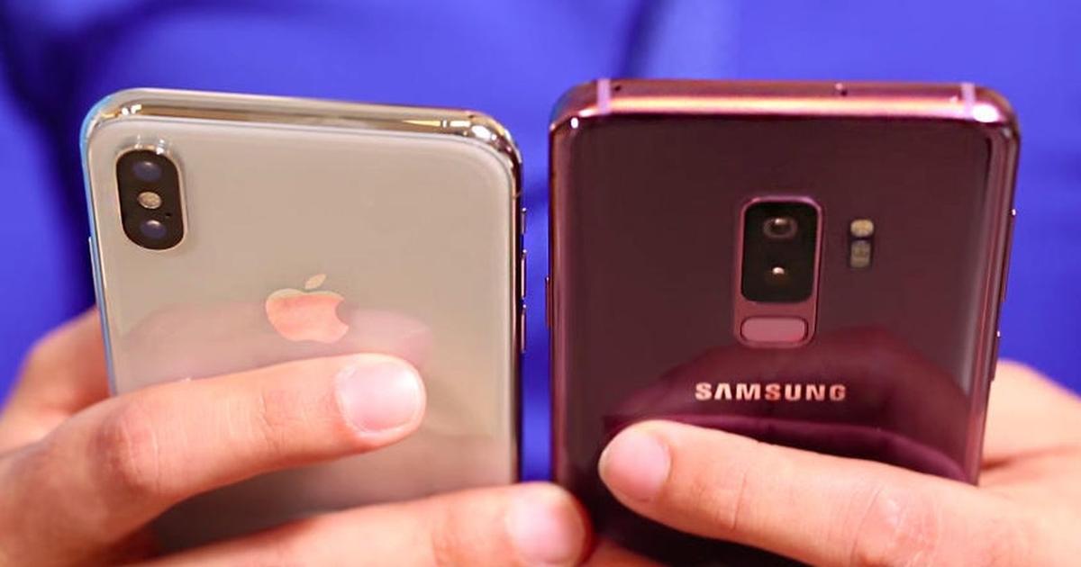 Названы смартфоны случшей защитой отпыли ивлаги