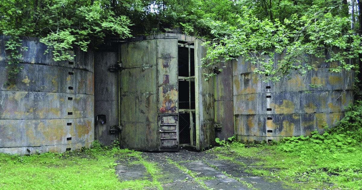 Как выглядят секретные советские бункеры вПольше (фото)